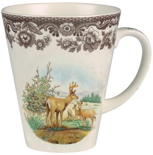 Spode Woodland American Wildlife Collection Mule Deer Mug $44.20